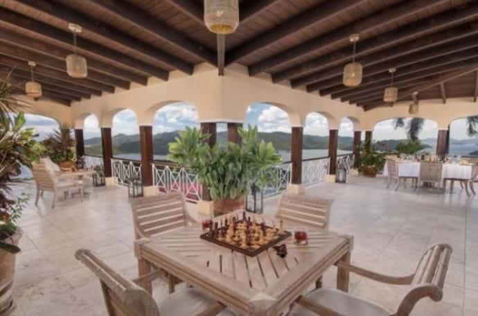 Plenty of Outdoor Space to relax & kick of your flip flops!