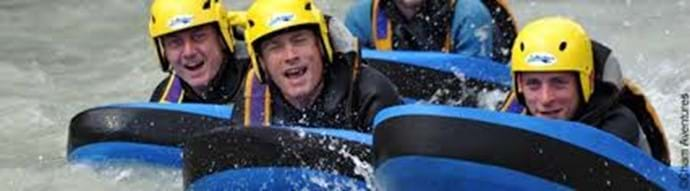 Try Hydrospeed - great fun!