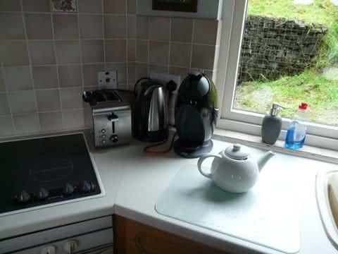 Toast, Tea and Coffee