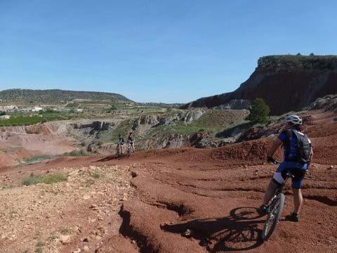 Mountain Bike Routes near Catadau