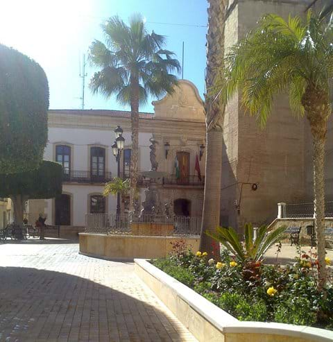 Vera town plaza