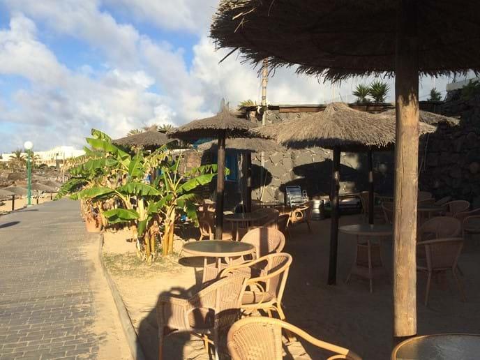 Chiringito Tropical - our local beach bar. 10 min walk fom the villa