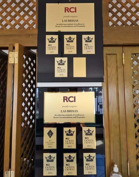 RCI Awards