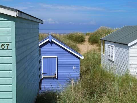 Beach Huts - Old Hunstanton