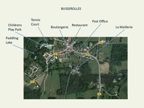 Dordogne Gite Holiday Cottage Rural Village Watermill