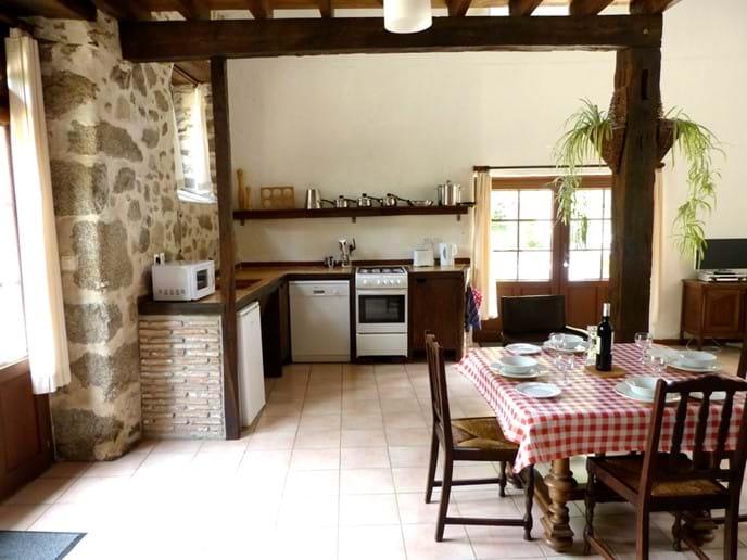 Gite Dordogne Dogs Welcome