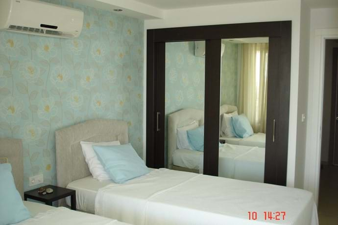Two single Bedded Room