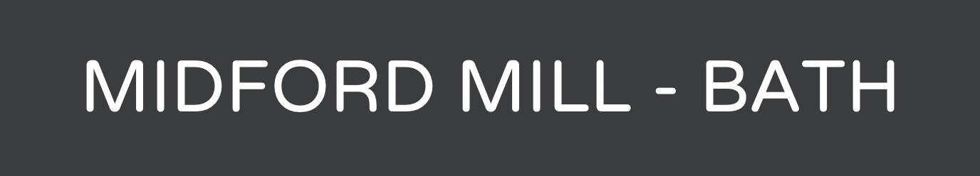 Logo - Midford Mill Bath