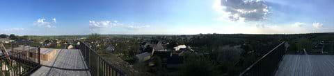 360 view from DONJON Villaines -La -Juhel