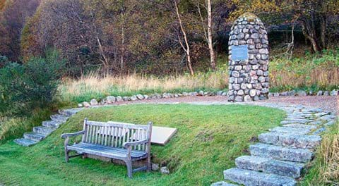 First Prime minster of Canada memorial Cairn