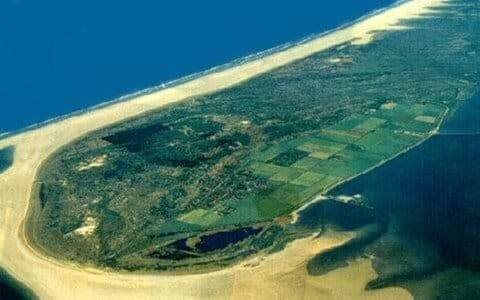 Schiermonnikoog Island