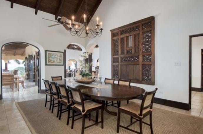 or more formal dining