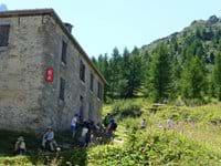 Great hiking all around the Chamonix valley