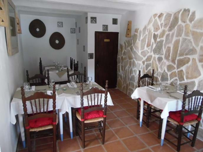 One of our Three Dining Areas.