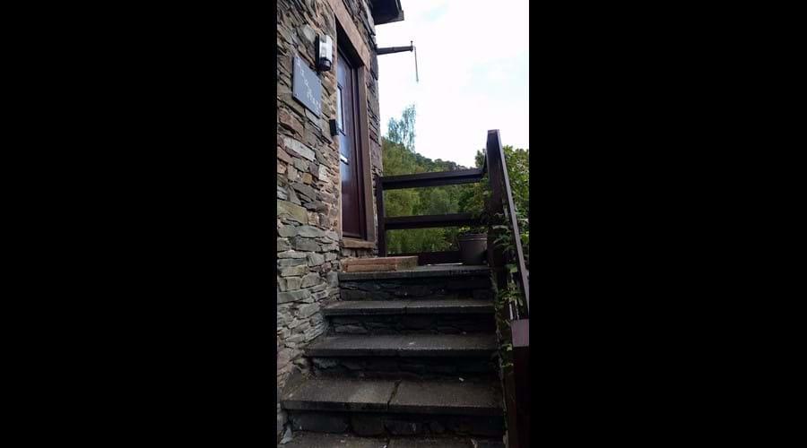 The Stoney Steps