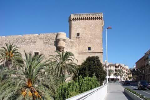 Elche Castle