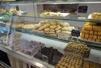 Treats at the local bakery