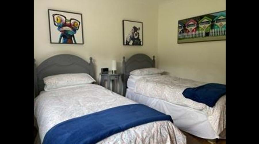 Twin Bedroom Downstairs