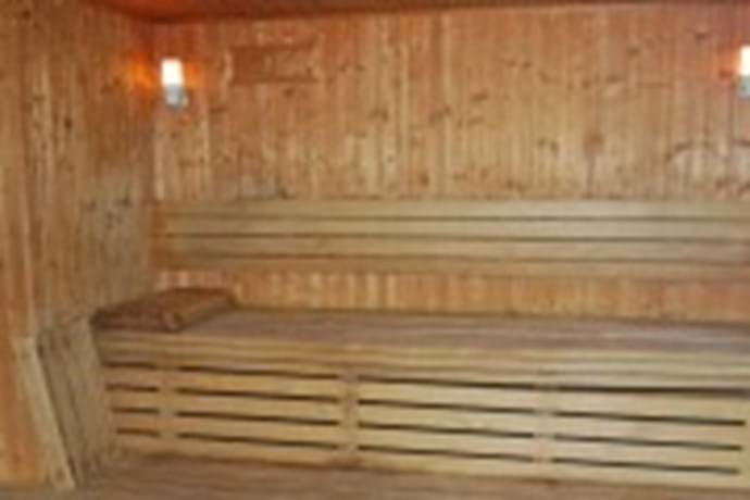 sauna for guest use at cascades