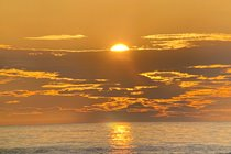 Cardigan Bay Sunset