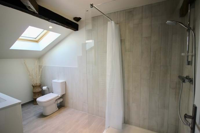 Family Bedroom - ensuite shower room