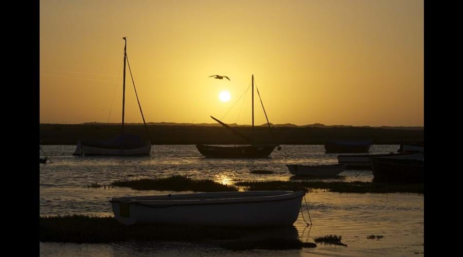 Sunset Blakeney