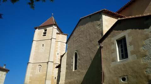 Church at Bonne (15 kms)