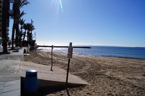Playa del Cura, Torreviaja