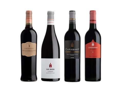 Caramany wine