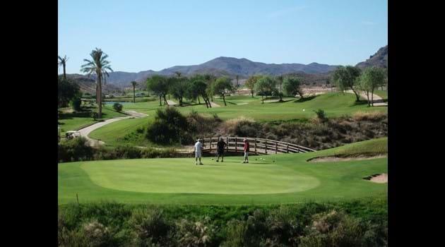 Aguilon golf