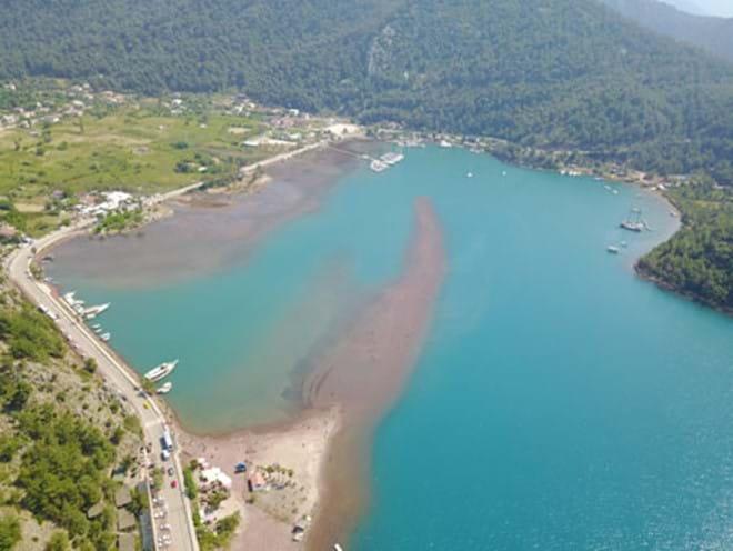 Orhaniye beach