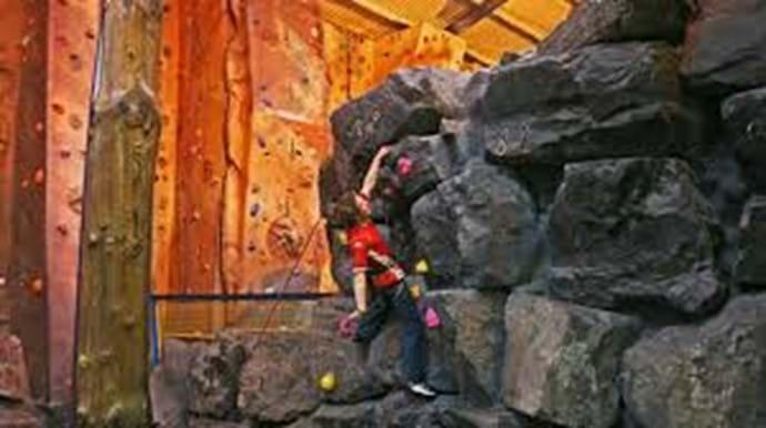 Llangorse Climbing centre