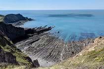 Hartland Quay to Hartland Point: breathtaking!