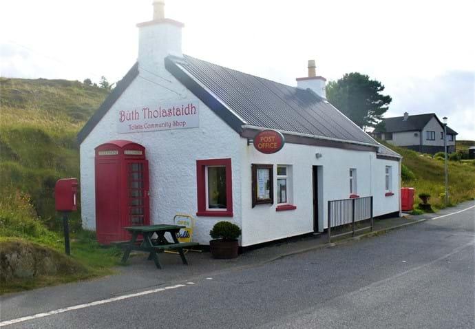 Tolsta Community Shop & Post Office