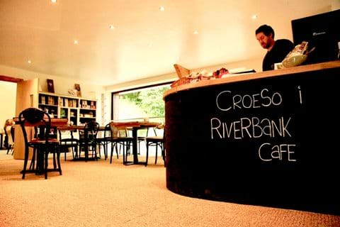 Riverbank Cafe - Tregaron