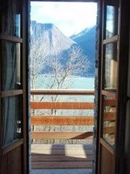 Villa Rustica lake and mountain views - Bedroom 1