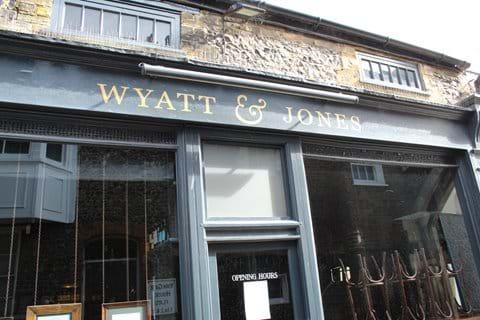 Wyatt & Jones - a favourite brunch spot with sea views