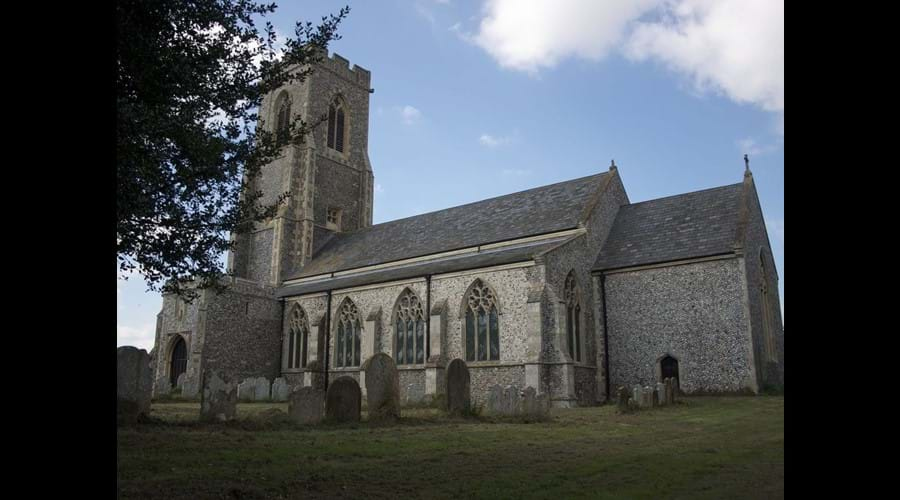 Hickling Church