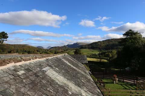 Goosepen Cottage kitchen view