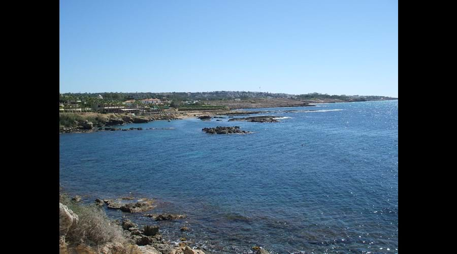 Kissonerga coastline