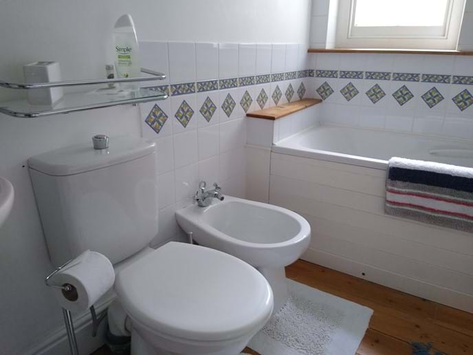 Bathroom (Shower Cubicle out of view)