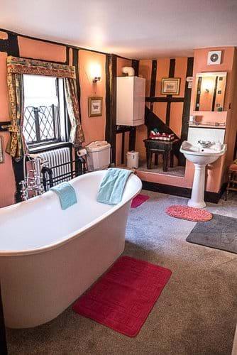 21st Century luxury bathroom
