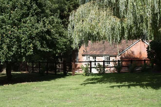Rear of Wheeler Cottage