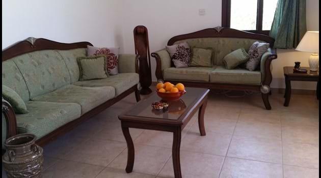 Mimosa comfortable sitting room