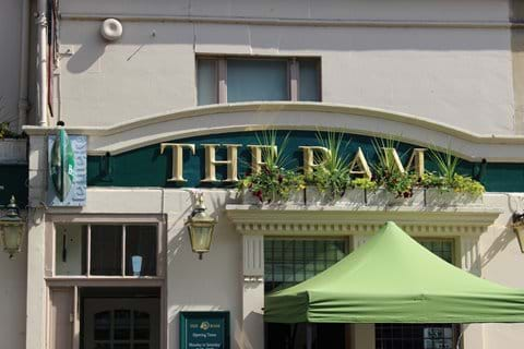 ...a great sports bar and local pub run by the charismatic Jim, our local Irishman