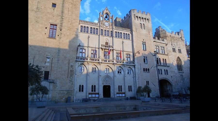 Narbonne - L'Hôtel de Ville