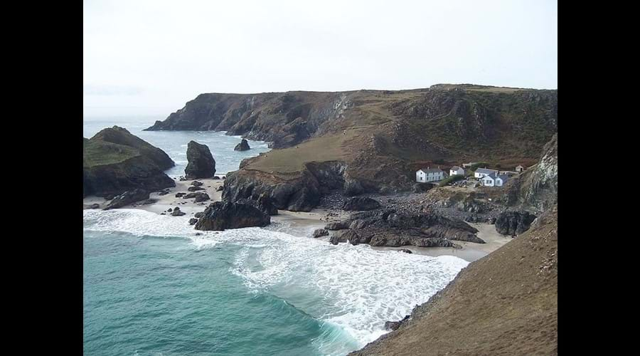 Cadgwith Cottages - Kynance Cove, The Lizard, Cornwall