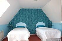 Charles twin bedroom