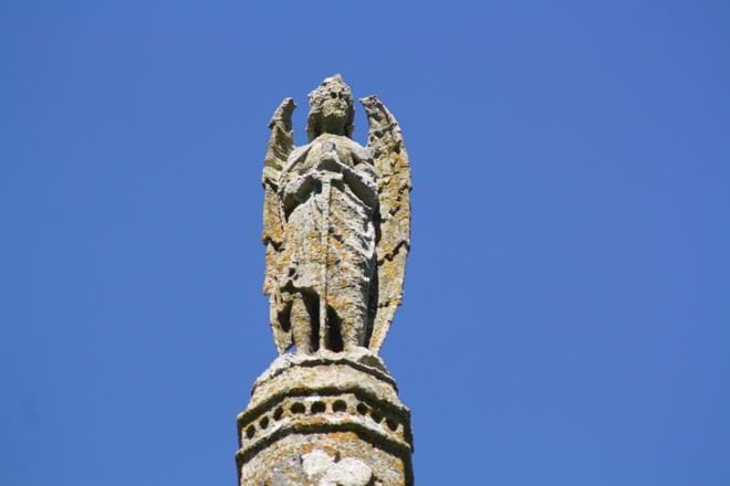 The Rectory Angel