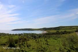 Past the Kildalton Cross lies Claggan Bay